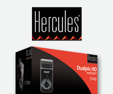 « Eye » Pack / Hercules