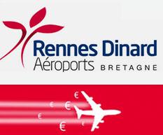 Bannières Sites / Rennes Dinard Aéroport