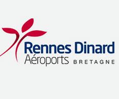 Couverture de Rapport / Rennes Dinard Aéroport