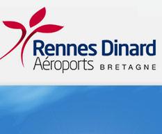 Leaflet Horaires / Rennes Dinard Aéroport