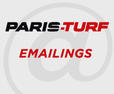 Emailings / Paris-Turf