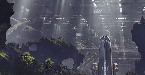 Alien 5 / Neill Blomkamp