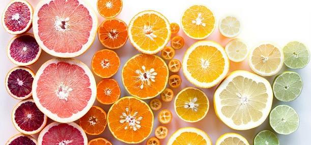 Color Food Gradient