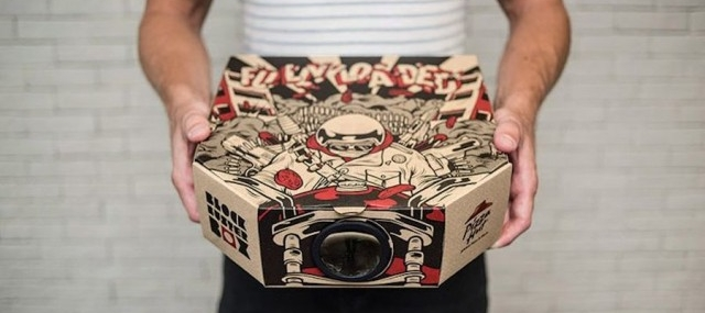 Pizza Hut Movie Projector – Ogilvy