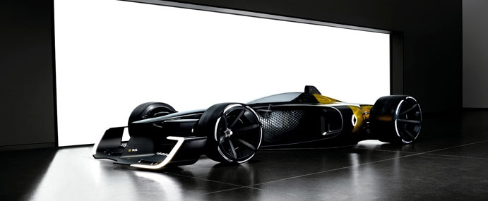 R.S. 2027 VISION CONCEPT by Renault