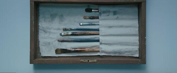 Edvard Munch Brush by Adobe