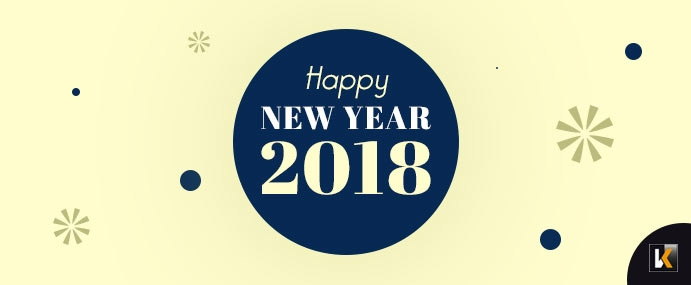 Meilleurs voeux 2018 / Happy New Year 2018