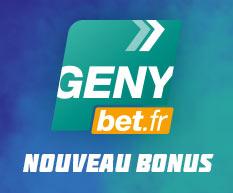 Genybet – Bonus 2019